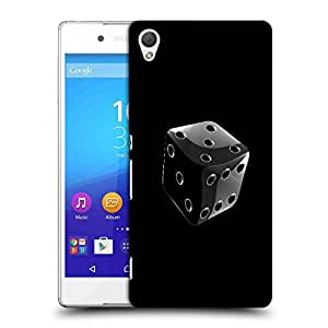 Snoogg Dice Designer Protective Phone Back Case Cover For Asus Zenfone 6