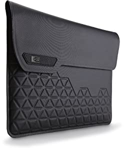 Case Logic SSMA-313 Welded Sleeve for 13.3-Inch Ultrabooks / MacBook Air / MacBook Pro Retina Display (Black)