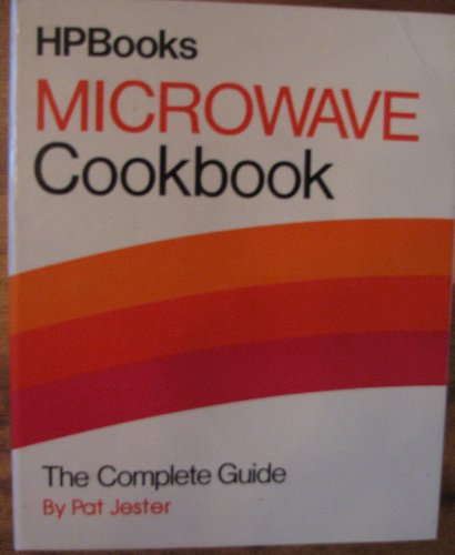 Microwave Cookbook(h) by Pat Jester
