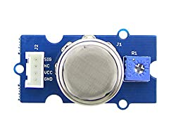Angle Grove - Gas Sensor(Mq5) - Useful For Gas Leakage Detecting. It Can Detect Lpg, Natural Gas, Town Gas And So On. Based On Its Fast Response Time. Measurements Can Be Taken As Soon As Possible. 15 G by AngleElec