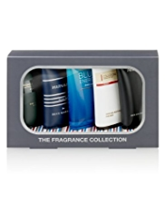 The Fragrance Collection Mixed Shower Gel Gift Set