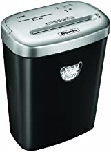 Fellowes Powershred 53C Cross-Cut Personal Shredder