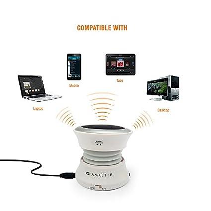 Amkette-Trubeats-Solo-Multimedia-Speaker