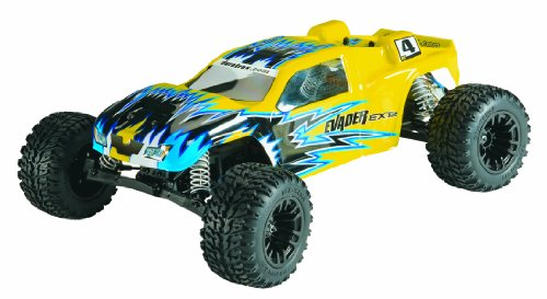 Duratrax Evader Ext2 Rtr Truck, 1:5 Scale