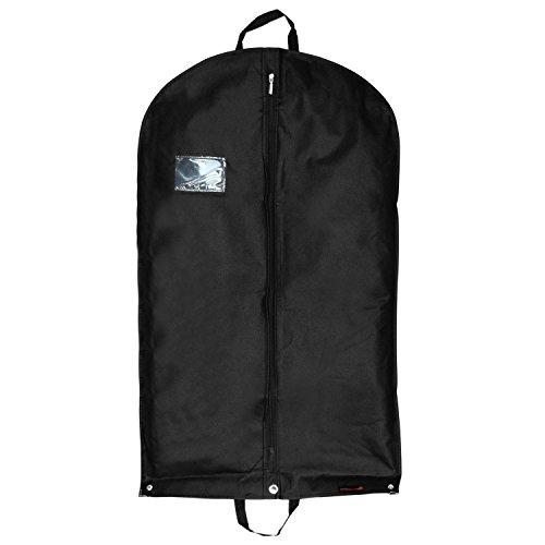 Hangerworld - Custodia per abiti - Borsa porta abiti da viaggio (100 cm)