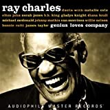 Genius Loves Company (180gm) [VINYL] Ray Charles