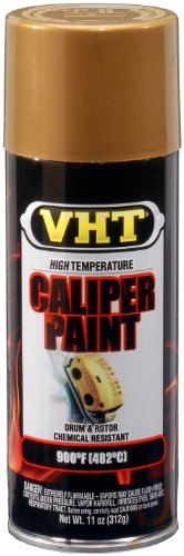 VHT SP736 Gold Brake Caliper Paint Can - 11 oz.