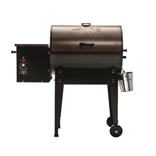 Traeger BBQ155.01 Junior Tailgating Pellet Barbecue Grill ...