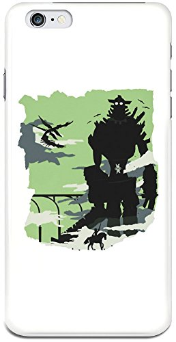 [Silhouette Of The Colossus iPhone 6 Plus Case Cover| Custom Printed Hard Plastic Case| Keep Your Valuable iPhone 6 Plus Shock & Dust Proof| Perfect Snug Fit| Custom Mobile Cases By Bang] (Halo Spartan Suit For Sale)