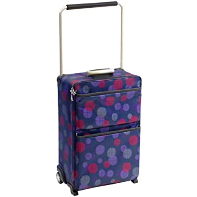 Sub Zero G World's Lightest Cabin Approved Suitcase (Purple) Latest Design
