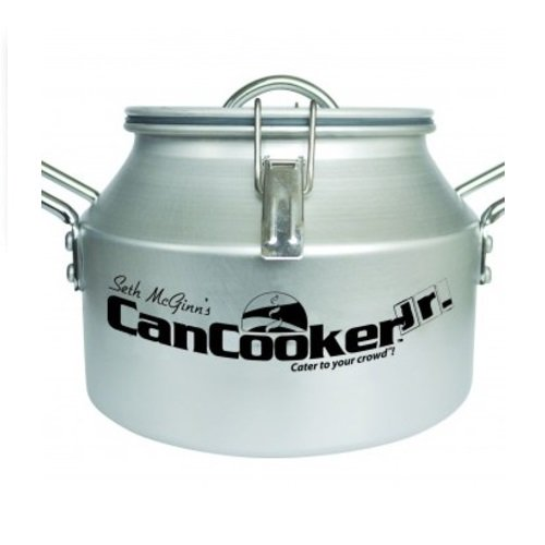 New Can Cooker Junior Cooker, Silver