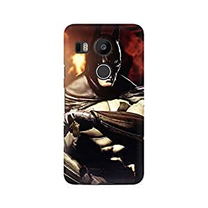 Mobicture Premium Printed Back Case Cover With Full protection For LG Nexus 5X