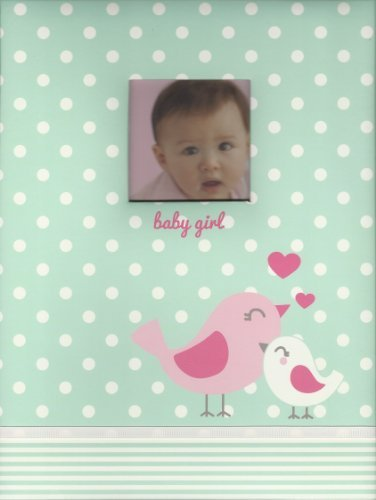 Baby Girl Record Book front-4756