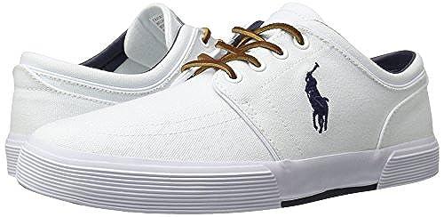 04. Polo Ralph Lauren Men's Faxon SK VLC Sneaker