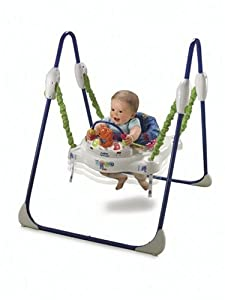 Fisher-Price Deluxe Jumperoo (Discontinued by Manufacturer)