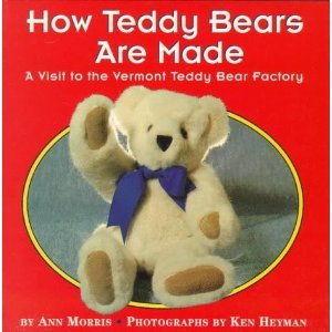 How teddy bears are made: a visit to the Vermont