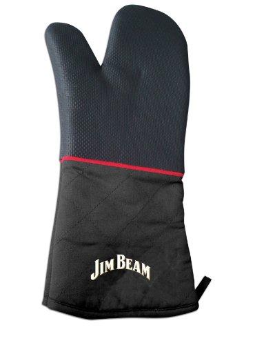 Jim Beam Grillhandschuhe aus Neopren JB0113