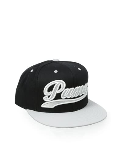PUMA Men's Script City Snapback Hat