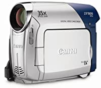 Canon ZR800 MiniDV Camcorder with 35x Optical Zoom from Canon