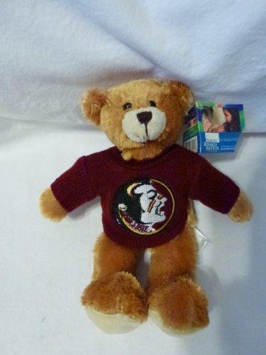 Plushland College FSU Seminoles Plush 9'' Bear