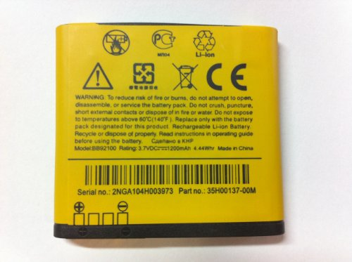 HTC BB92100 35H00137-00M Battery