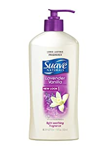 Amazon.com : Suave Naturals Body Lotion, Lavender Vanilla