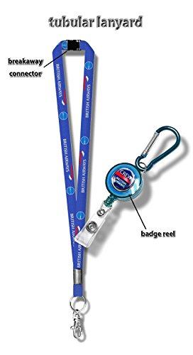 british-airways-tubulaire-tour-de-cou-pour-badge