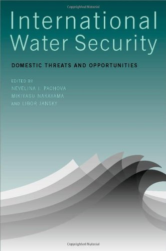 International Water Security: Domestic Threats and Opportunities
