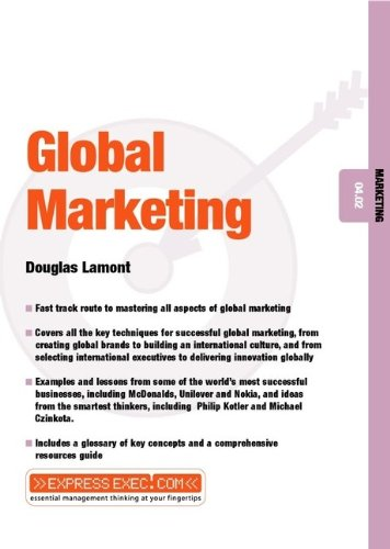 Global Marketing: Marketing 04.02 (Express Exec)