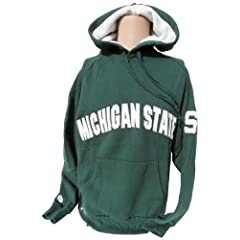 NCAA Michigan State Spartans Hoodie by Donegal Bay