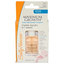 Sally & Hansen Max� Daily Nail Growth Program, 13.3ml