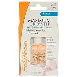 Sally & Hansen Max� Daily Nail Growth Program, 13.3ml