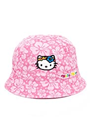 Pure Cotton Hello Kitty Pull On Hat