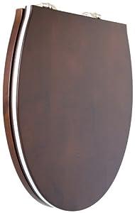 Gelco Design - 702416 - Abattant Bois - Nordique Foncé