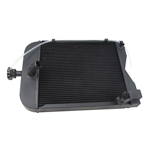 9n Ford Tractor For Sale: Primecooling 3 Row Core All Aluminum Radiator For Ford