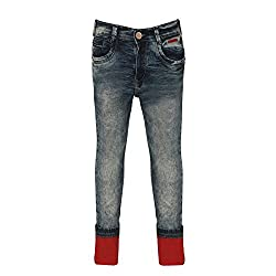 Sodacan Boy's Jeans (SDC 127_Blue_3-4 Year)