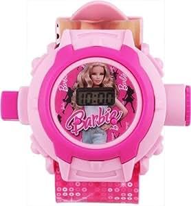 Cosmic Digital Pink Dial Watch for Kids sfrgegegt