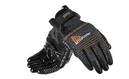 Ansell ActivArmr 97-008 Multipurpose Medium Duty Gloves, Medium (1 Pair)