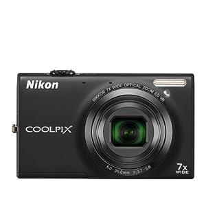Nikon COOLPIX S6100 16 MP Digital Camera