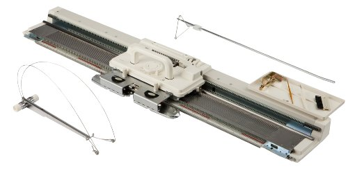 Silver Viscount Reed SK280 Knitting Standard Gauge Machine by Silver Viscount (Studio Knitting Machine compare prices)