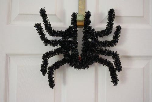 "Halloween ""Spider"" Tinsel Decor"