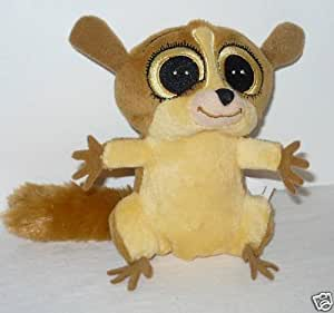 "Amazon.com: Madagascar 2 Penguins Mort the Lemur 5 "" Plush"