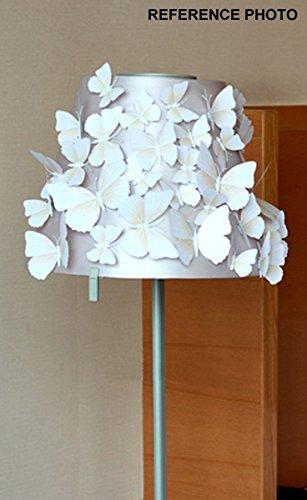 Fiveseasonstuff lot de 24 stickers muraux collection de 3d for Decoration murale papillon 3d