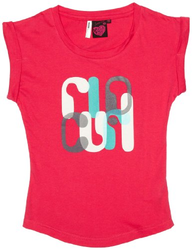 Rip Curl Bubble Logo Shortsleeve Girl's T-Shirt