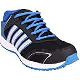 FUEL MEN MARSH BLACK BLUE SPORT SHOES