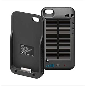 Solar Powered Phone Case Iphone