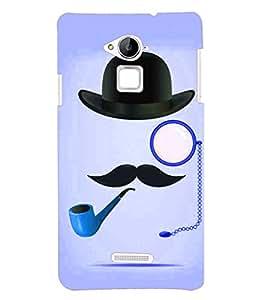 PRINTSHOPPII DOCTOR Back Case Cover for Coolpad Note 3