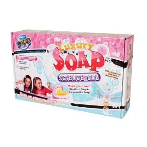 Soap Science Lab - Science Kit - FUN GIFT! - Make your own soap