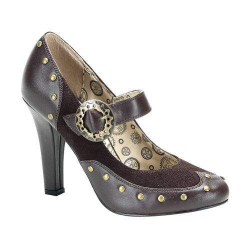 4 inch mary jane pump shoes