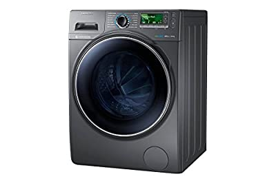 Samsung WW12H8420EX/TL Front-loading Washing Machine (12 kg, Inox Grey)